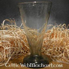 Bicchiere di vetro romano