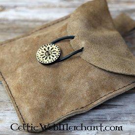 House of Warfare Mocka väska Fleur medium, brun
