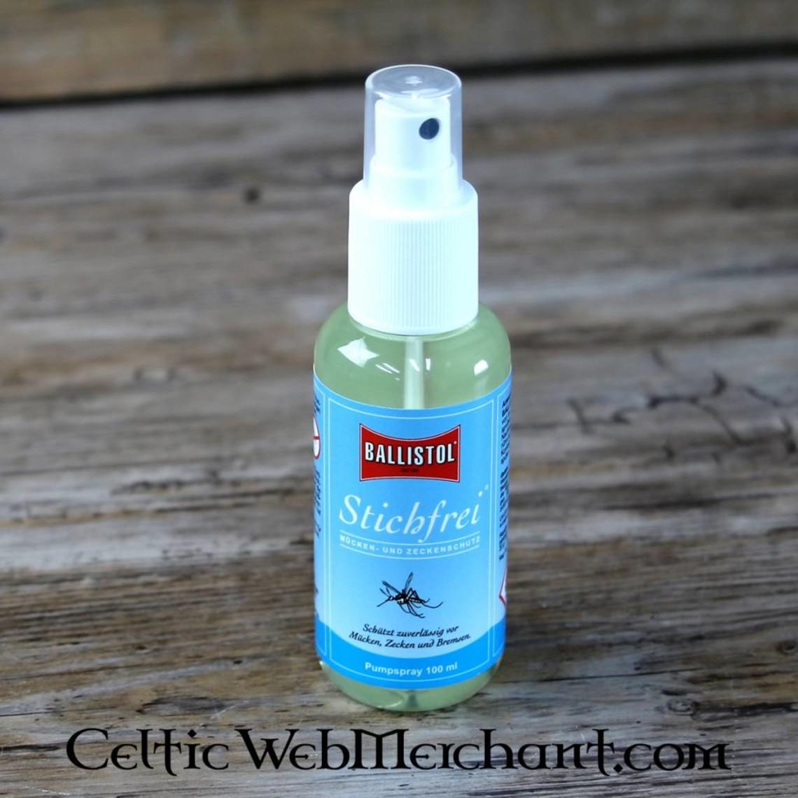 Ballistol Repelente de mosquitos, 100 ml