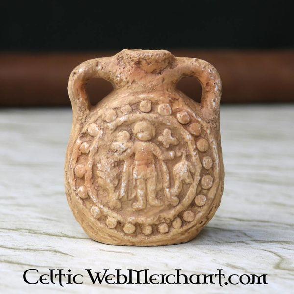 Ampolla romana tardía, St Menas