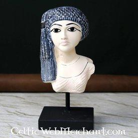 Busto egiziano Faraone figlia Beketaten
