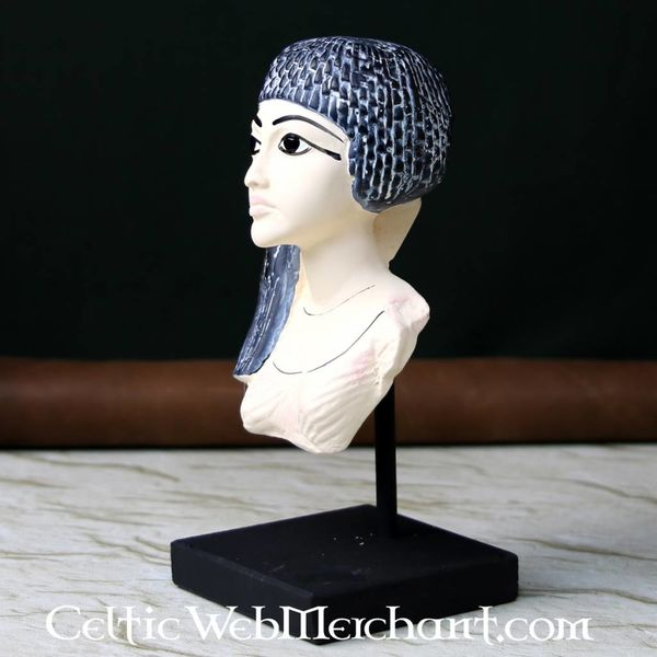 Egyptiske buste Faraos datter Beketaten