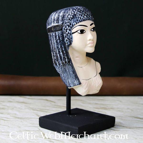 Busto egipcio Faraón hija Beketaten