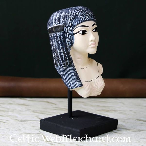 Egipskie popiersie faraona córka Beketaten