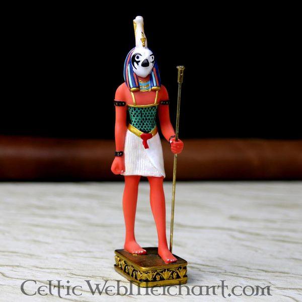 Estátua egípcia horus