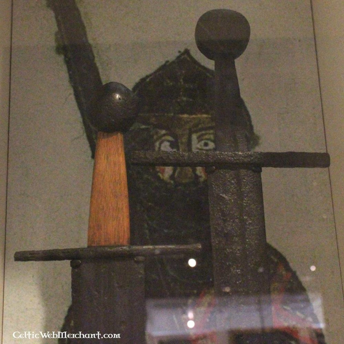 Deepeeka Espada de una mano de Norman, Oakeshott tipo X, lista para la batalla