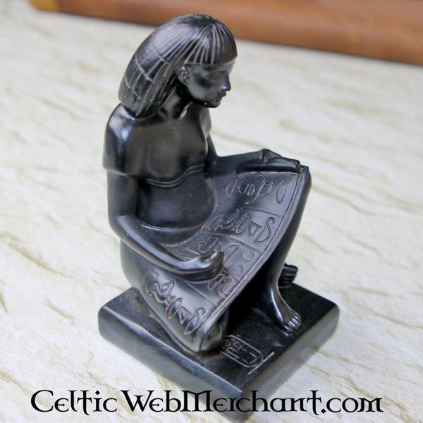 Egyptisch beeld, scriba