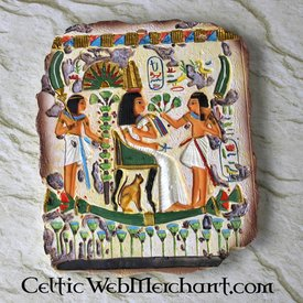 Egyptisk nødhjælp, dronning Nefertari, Nefertari-templet, Vestbredden af Thebes