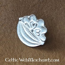 Tudor badge Catherine of Aragon
