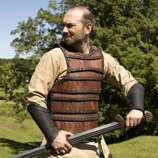 Epic Armoury Wczesnośredniowiecznych Lamelka, brązowy