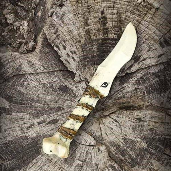 Epic Armoury coltello osso GRV