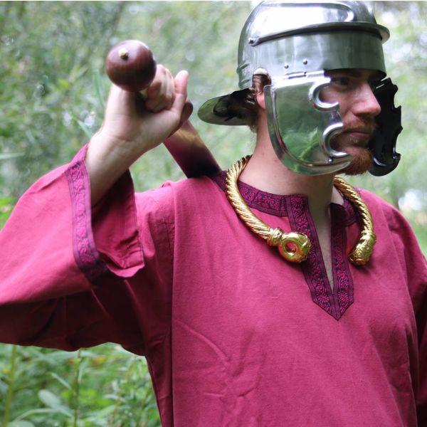 Leonardo Carbone Túnica celta, mangas largas