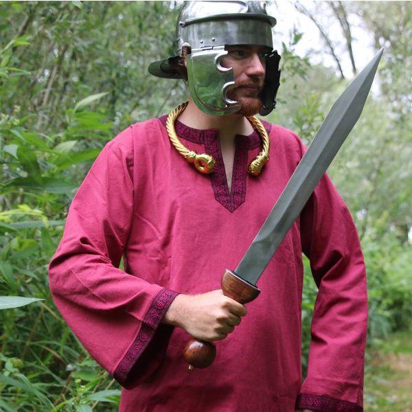 Leonardo Carbone Tunique celtique à manches longues