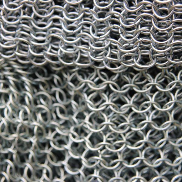 House of Warfare Maliënhaubergeon met halflange mouwen, verzinkt 10mm