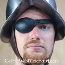 Epic Armoury Pirate damasker, svart