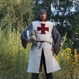 House of Warfare Historisk Tempelridder Surcoat (Knight Tempelriddere)