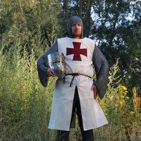 House of Warfare Historyczny Templariusz opończy (rycerz Templariuszs)