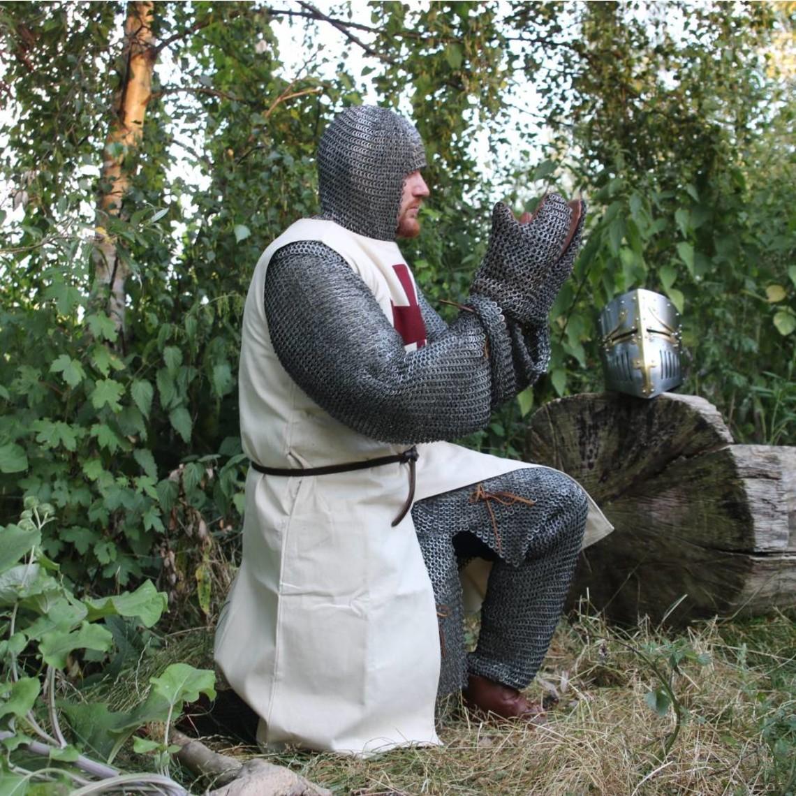 House of Warfare Historical Templar Surcoat (Caballeros templarios)