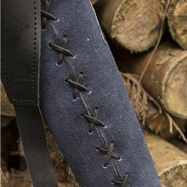 Epic Armoury Köcher Bogenschütze blau-schwarz