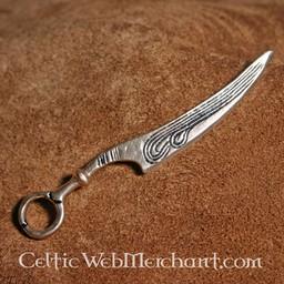 Epoka brązu kobieta nóż