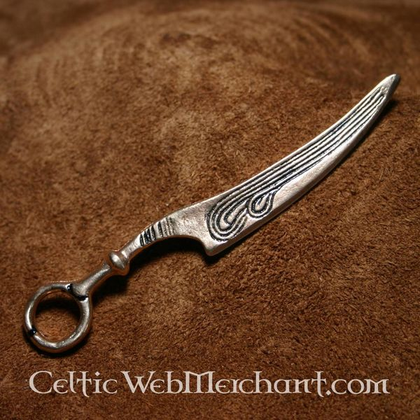 Bronze alder kvinde kniv