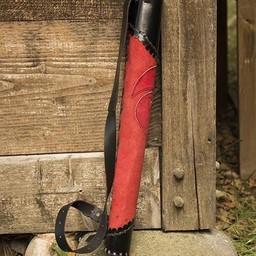 Quiver archer rood-zwart