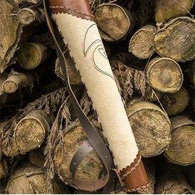 Epic Armoury Carquois archer crème brun