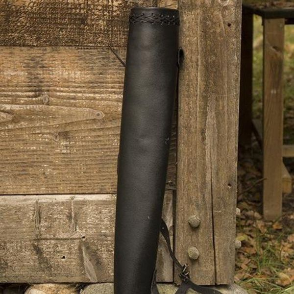 Epic Armoury Quiver Robin Hood, negro