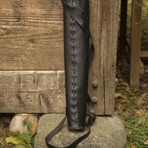 Epic Armoury LARP recurve equestrian bow black