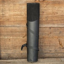 Epic Armoury LARP pijl, ronde veiligheidspunt, zwart-rood