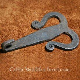 Mão belthook Celtic forjada