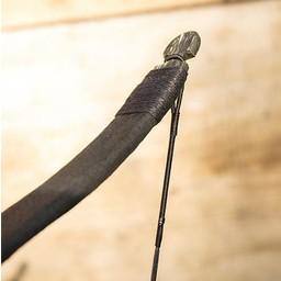 Recurve Bogen Medium, schwarz