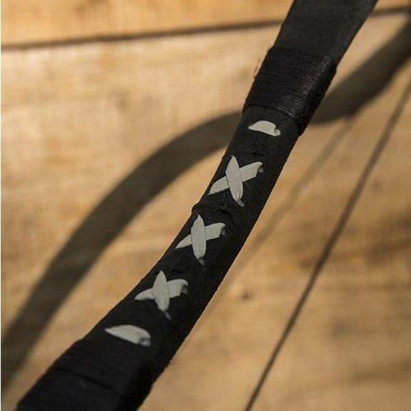 Epic Armoury Horsebow, noir