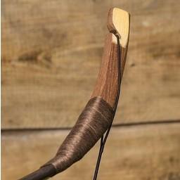 Horsebow, marrone