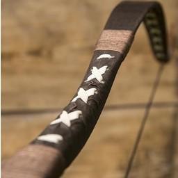 Horsebow, brown