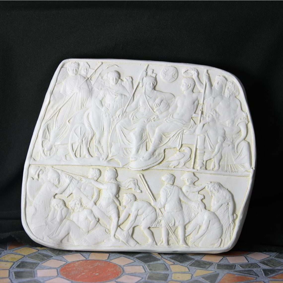 Relieve Gemma Augustae