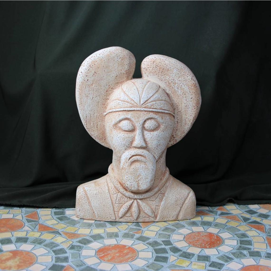 Busto celtico Glauberg