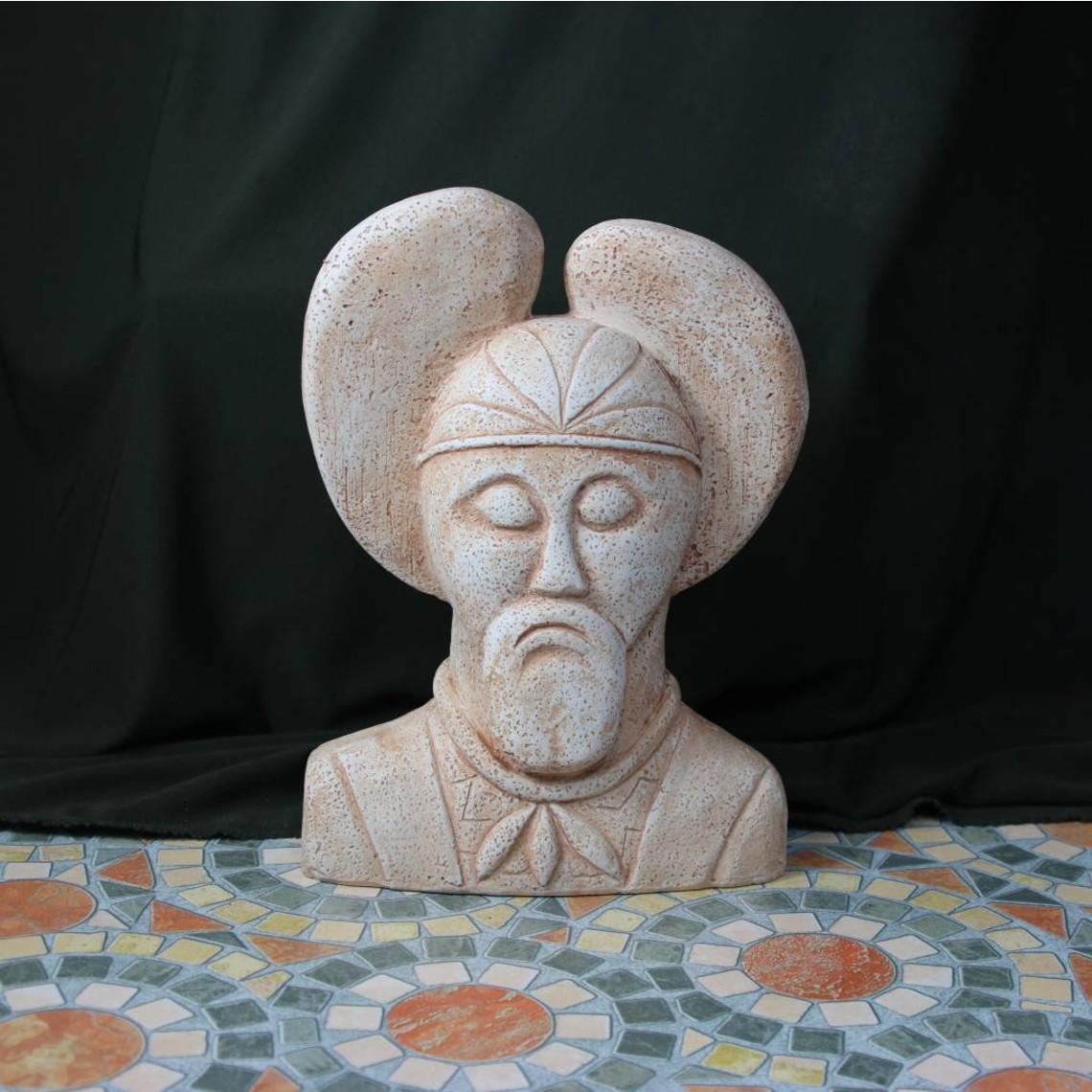 Buste celtique Glauberg
