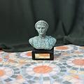 Gebronste buste keizer Tiberius