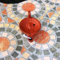 Roman lampy naftowej Helios