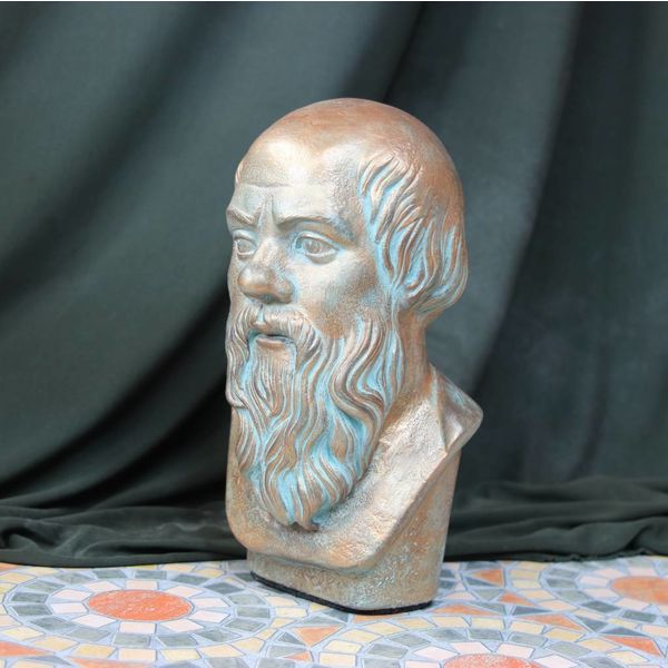 Buste Socrates