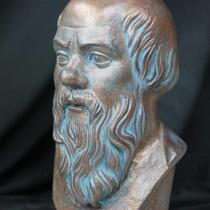 Bust Socrates