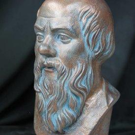Buste Socrate