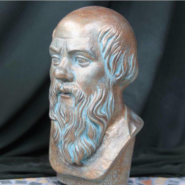 Busto Sócrates