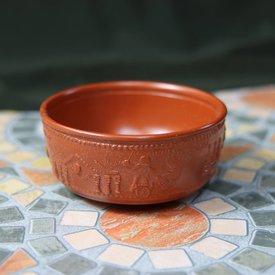 Roman drinking bowl Circus Maximus terra sigillata