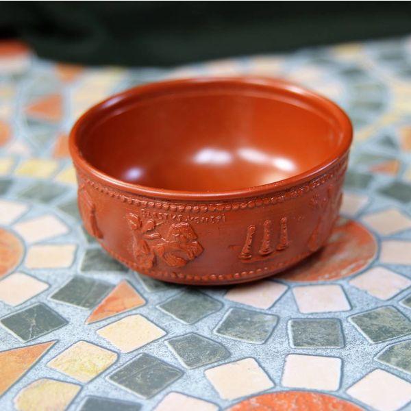 Romeinse drinkbeker Circus Maximus terra sigillata