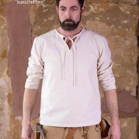 Burgschneider Camicia Ulrich, naturale