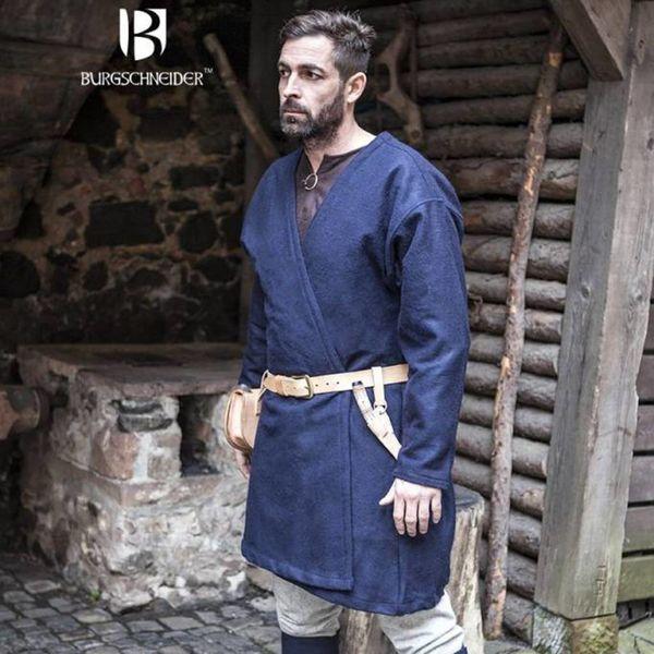 Burgschneider Viking kaftan Loke (blå)
