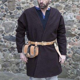 Burgschneider Caftano vichingo Loki (marrone)