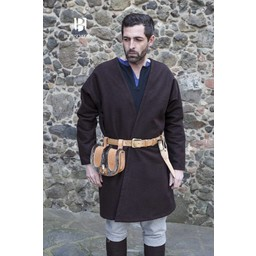 Caftán Vikingo Loki (marrón)